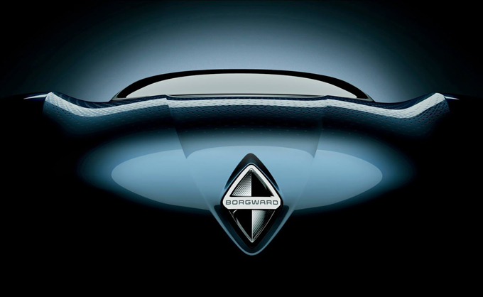 Borgward: nuovo concept atteso al Salone di Francoforte [TEASER]