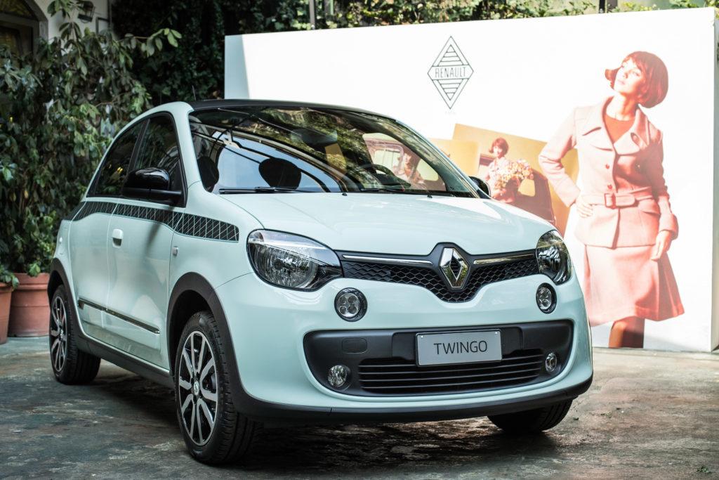 Renault Twingo LA PARISIENNE: citycar molto chic in serie limitata