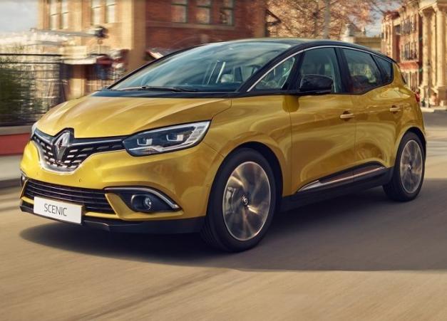 Renault SCÉNIC e GRAND SCÉNIC: ecco il nuovo motore Hybrid Assist