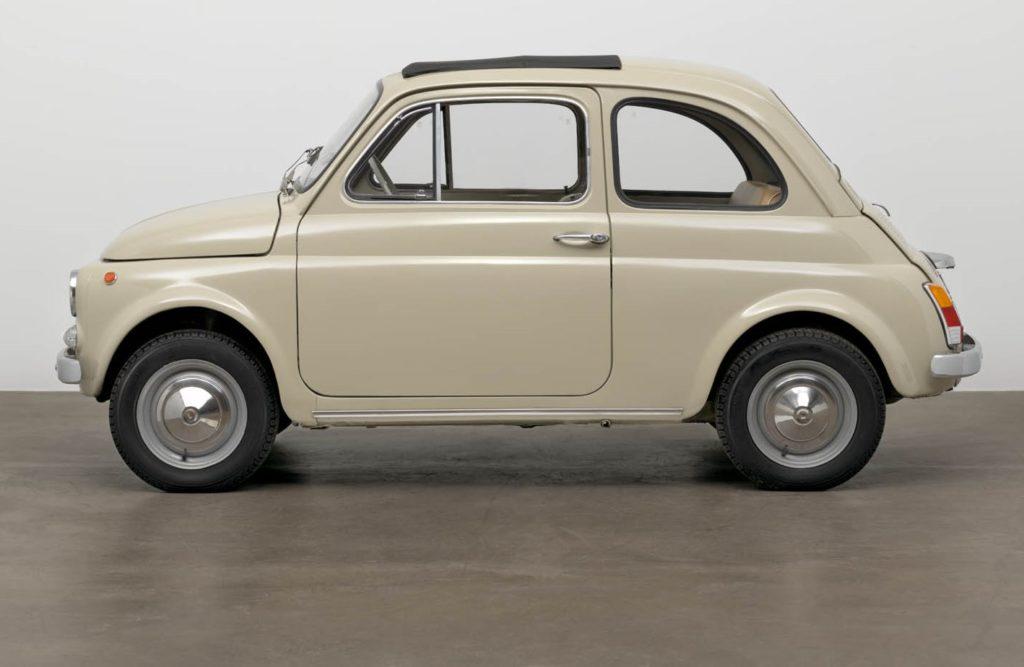 La Fiat 500 è arte: il Cinquino entra al MoMa di New York [FOTO e VIDEO]