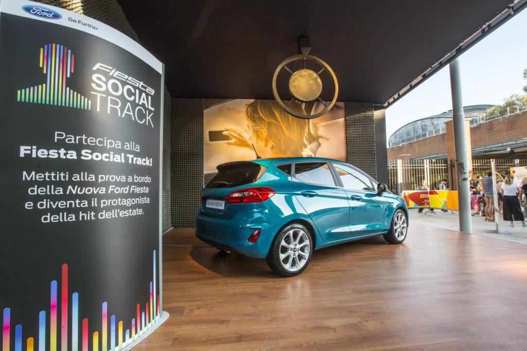 Ford, il ritmo dell'estate è scandito dalla nuova Fiesta