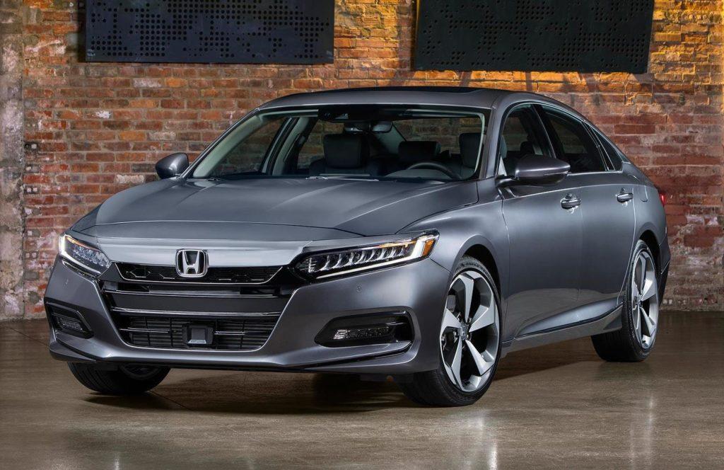 Honda Accord MY 2018, svelata la nuova generazione della berlina giapponese [FOTO]