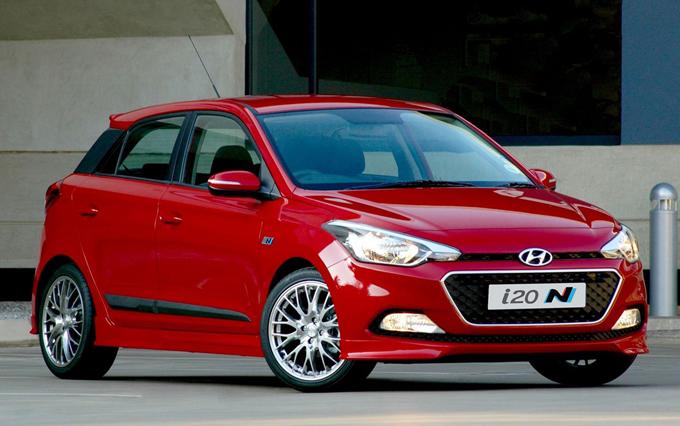 Hyundai: la i20 N potrebbe essere il secondo modello del sub-brand sportivo