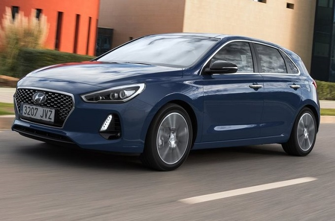 Hyundai i30 MY 2017 conquista le cinque stelle Euro NCAP [VIDEO]