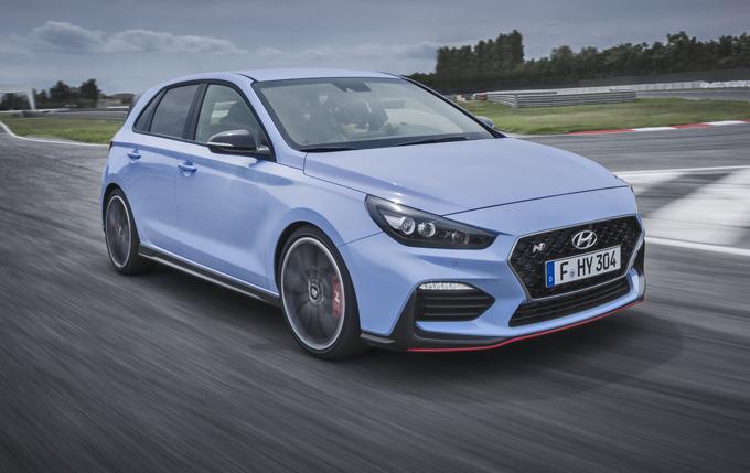Hyundai i30 N First Edition: tutti venduti i 100 esemplari previsti sul mercato tedesco