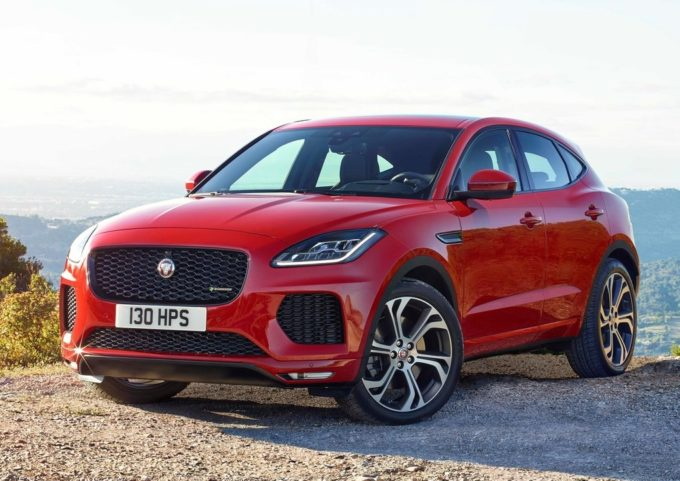 jaguar e pace il listino parte da euro. Black Bedroom Furniture Sets. Home Design Ideas