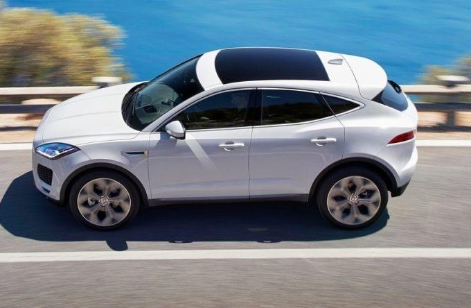 Jaguar E-PACE: presentata la First Edition