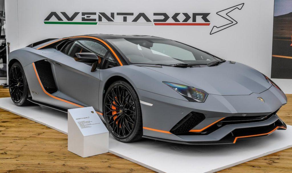 Lamborghini Aventador S, a Goodwood l'esaltazione della personalizzazione [FOTO]