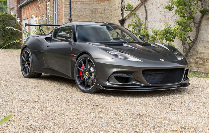 Lotus Evora GT430: nuova versione, più prestante e leggera [FOTO]