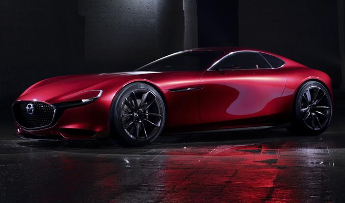Mazda RX-9: possibile debutto al Tokyo Motor Show