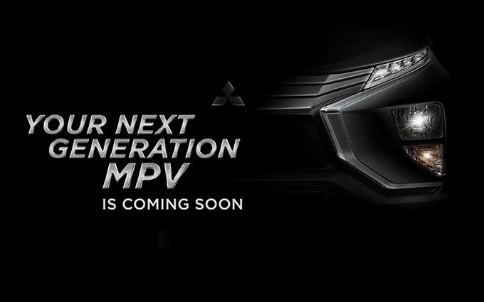 Mitsubishi XM Concept: il modello di serie debutterà all'Indonesia Auto Show [TEASER]