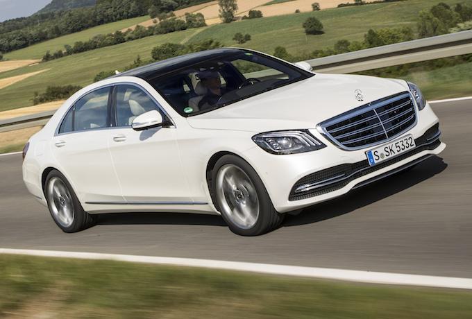 Mercedes-Benz Nuova Classe S, la Stella di riferimento [VIDEO TEST DRIVE]