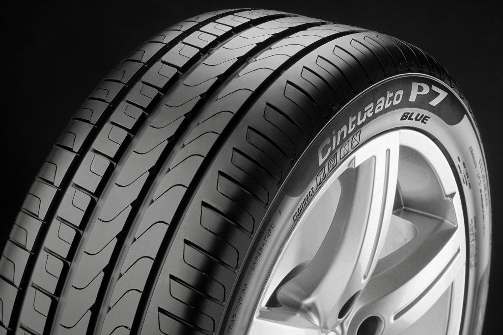Pirelli, il Cinturato P7 Blue diventa ancora più sostenibile