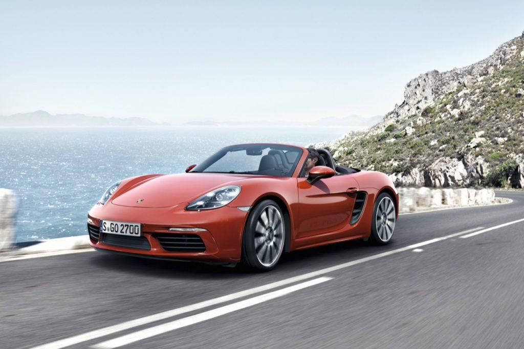 Porsche Italia: risultati record nel primo semestre 2017