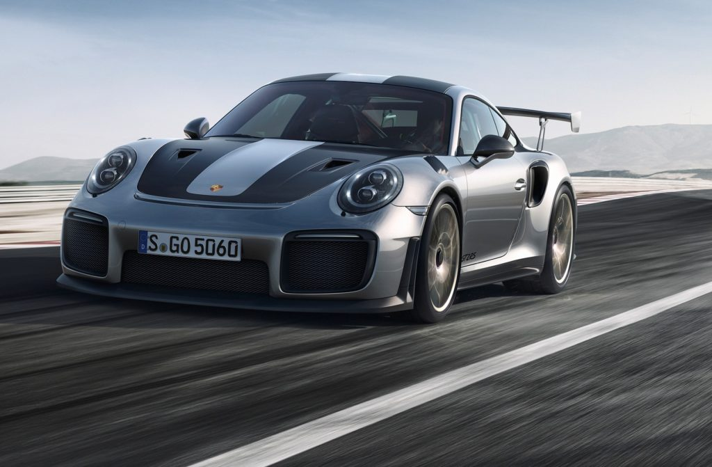 Porsche 911 GT2 RS al Goodwood Festival Of Speed