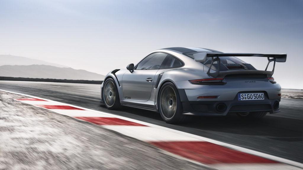 Porsche 911 GT2 RS: potrebbe girare al Nürburgring in meno di 7 minuti
