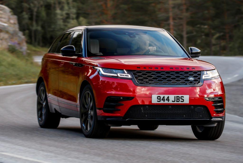 Range Rover Velar: tre modelli, quattro allestimenti e ...