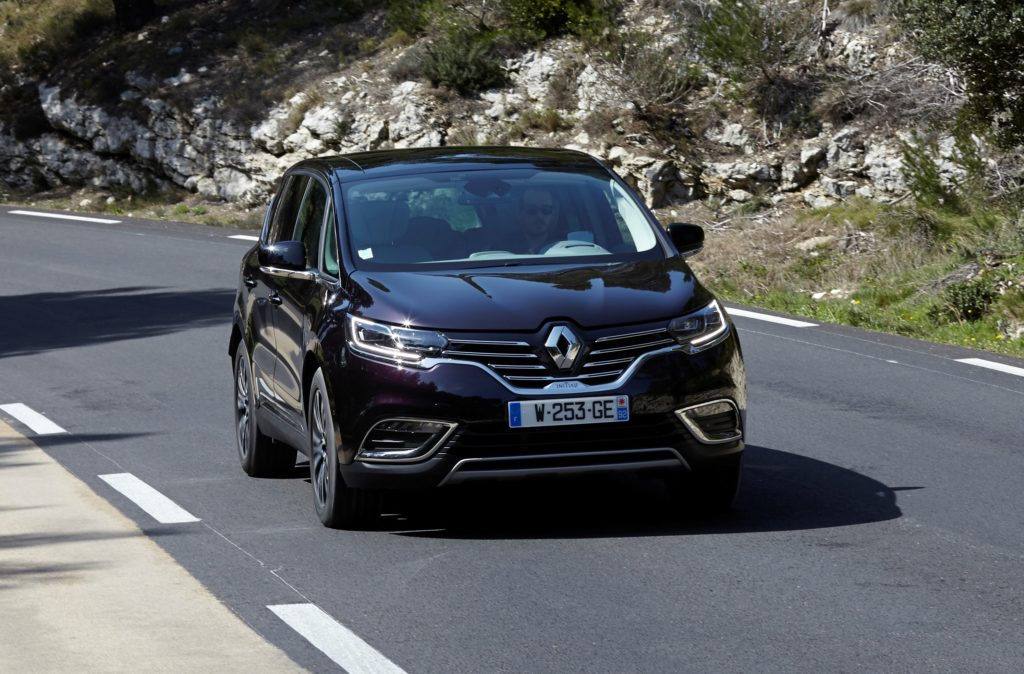 Nuova Renault Espace: in Italia con prezzi da 33.800 euro