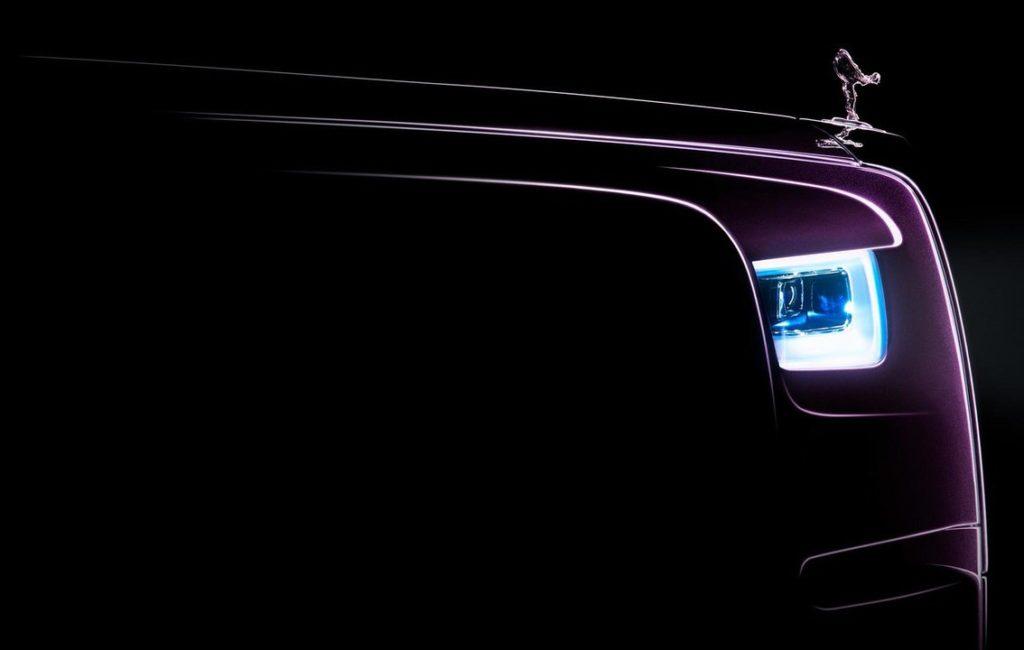 Nuova Rolls-Royce Phantom, svelato il primo dettaglio estetico [TEASER]
