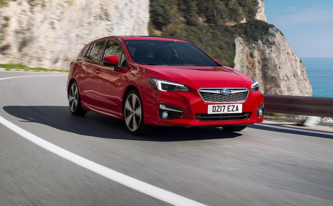 Subaru Impreza: al Salone di Francoforte il debutto europeo della quinta generazione