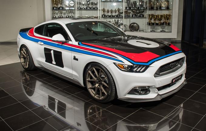 Ford Mustang GT: serie celebrativa a tiratura limitata col tuning di Tickford [FOTO]