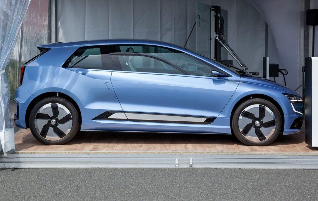 Volkswagen Gen.E, un concept verso l'elettrica del futuro
