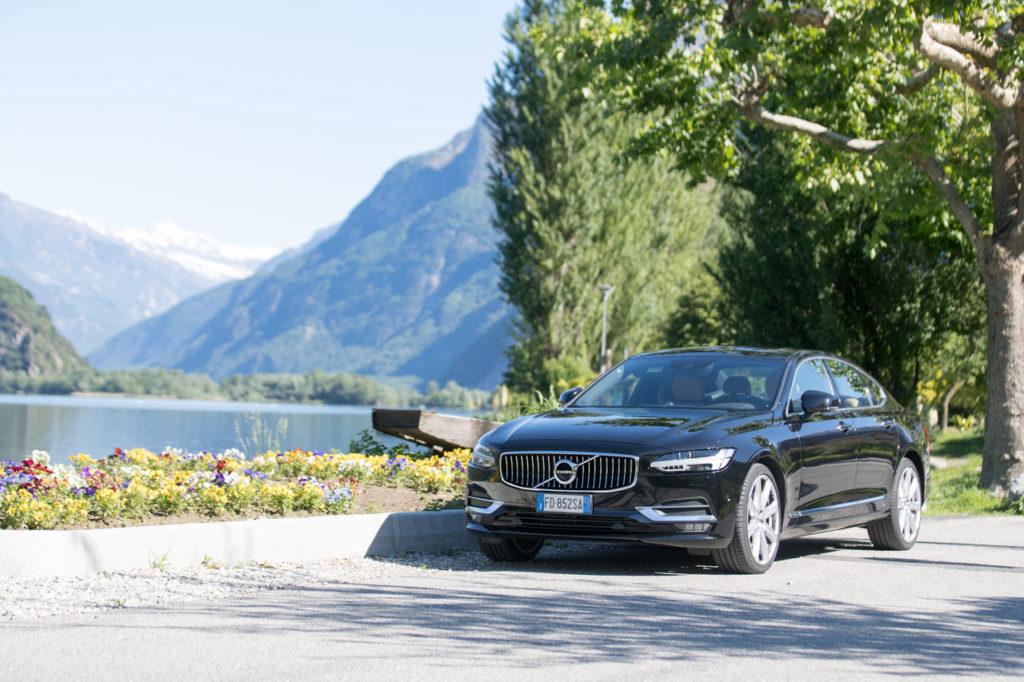 Volvo S90: la bella svedese alla conquista della Germania [PROVA SU STRADA]