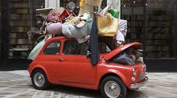 Viaggiare con auto a pieno carico: consigli e informazioni sulla sicurezza