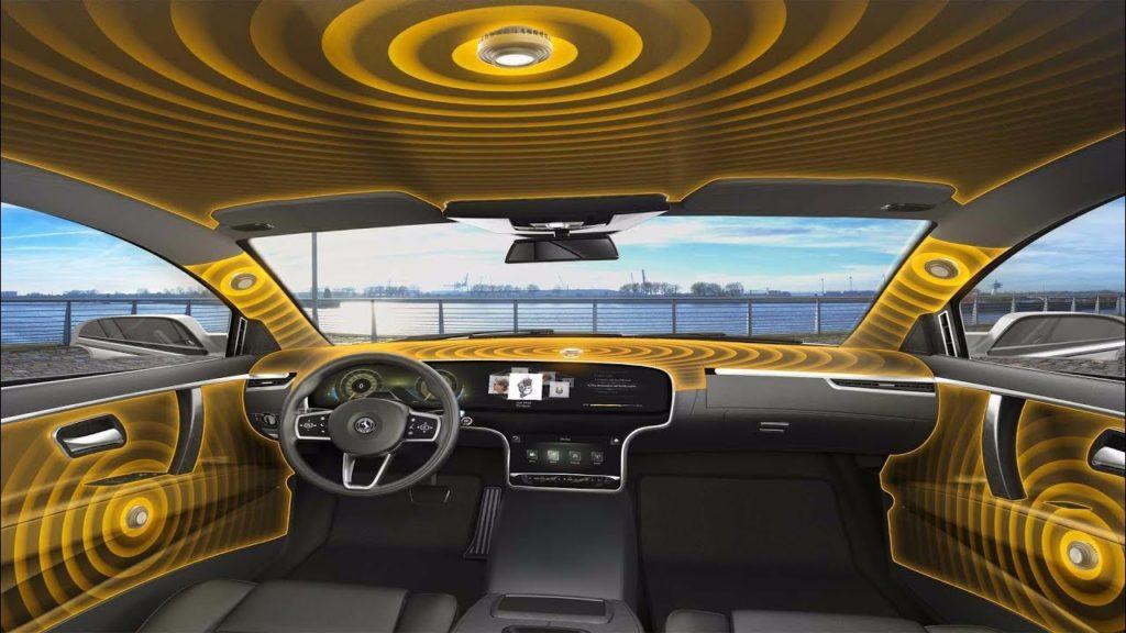 Continental Ac2ated: il nuovo impianto audio per auto senza speaker
