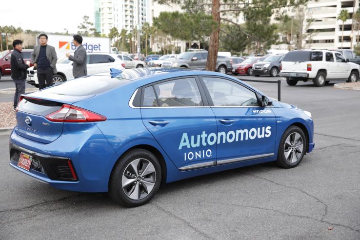 Hyundai annuncia il lancio anticipato del suo sistema di guida autonoma