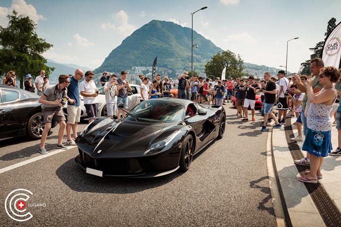 Cars & Coffee 2017: oltre 100 dreamcar all'evento di Lugano