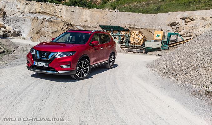 Nuovo Nissan X-Trail MY 2017: la forza che si associa alla praticità [VIDEO TEST DRIVE]