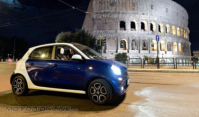 Smart Electric Night: ecco perché dovreste comprarvi un'auto elettrica
