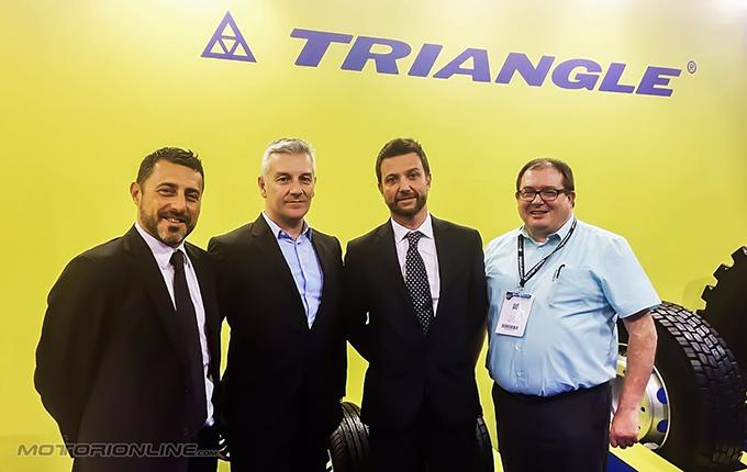 Triangle Tyre arriva in Europa: prima sede in assoluto aperta a Milano