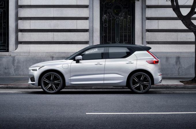 Volvo XC20: in arrivo una inedita crossover compatta
