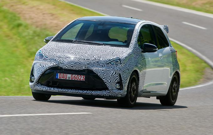 Toyota Yaris GRMN: solo 400 esemplari per la sportiva di segmento B