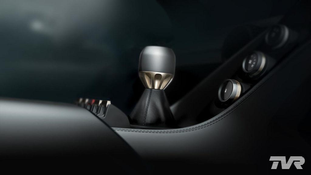 TVR: nuovi dettagli svelano la futura supercar [TEASER]
