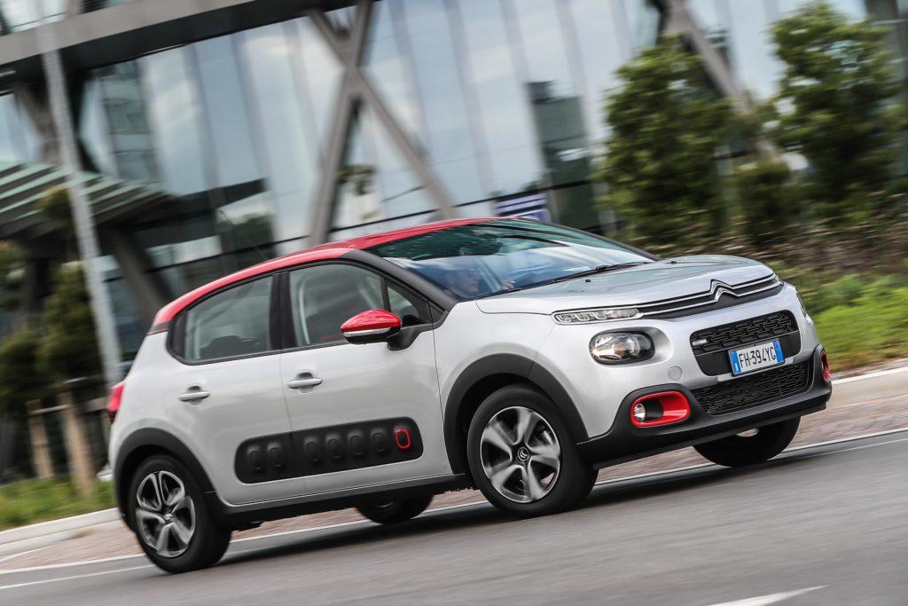 Nuova Citroën C3: è lei l'auto straniera più amata dagli italiani