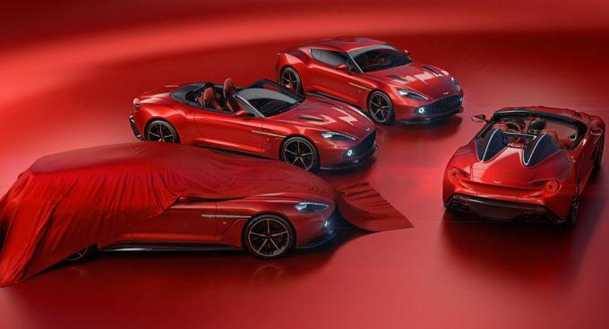 Aston Martin: le inedite Speedster e Shooting Brake saranno presentate a Pebble Beach