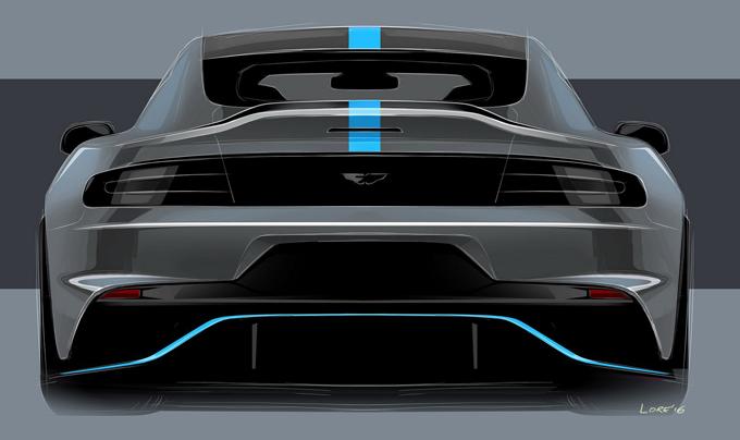 Aston Martin: ibrido e supercar a motore centrale nei piani dell'azienda