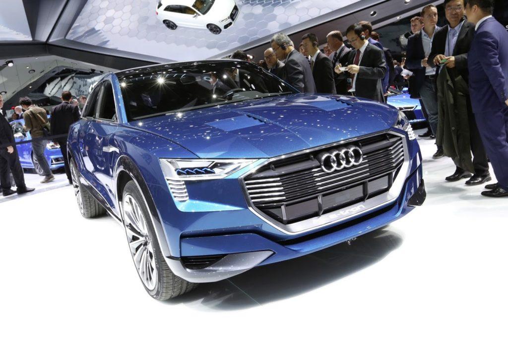 Audi punta a ridurre i costi di 10 miliardi di euro per finanziare la gamma elettrica