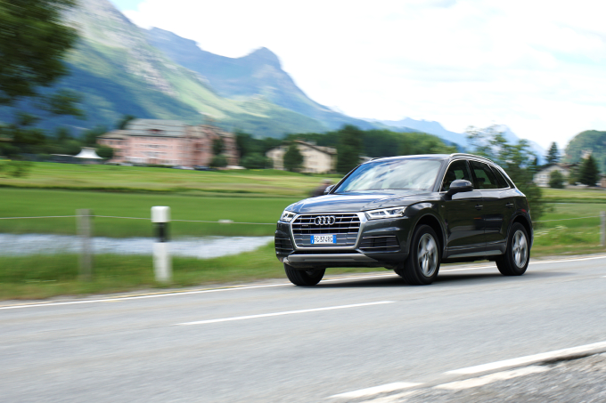Audi Q5 2.0 TDI  Quattro S Tronic, versatilità evoluta di seconda generazione [PROVA SU STRADA]