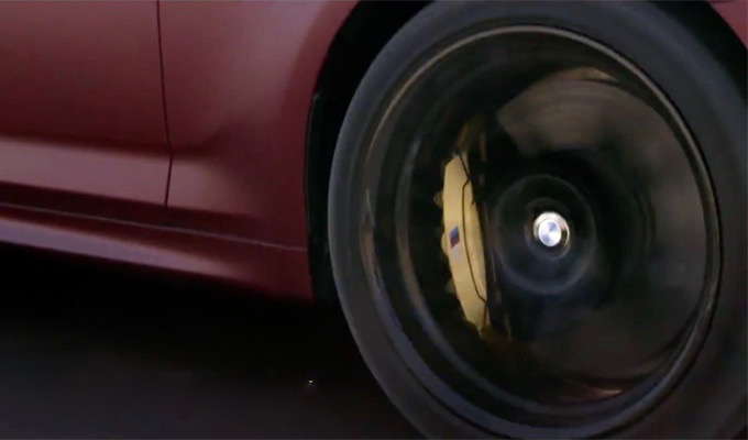 BMW M5 2018: il battito possente del suo cuore proposto come una colonna sonora [VIDEO]