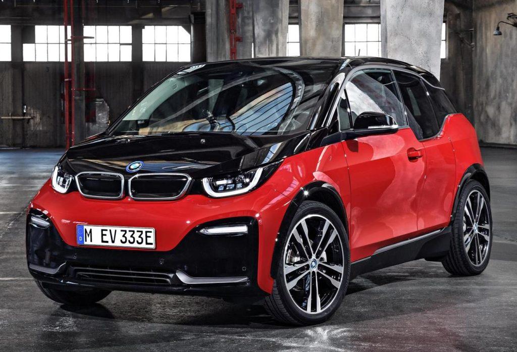 Nuova BMW i3: il restyling rende la piccola elettrica più grintosa [FOTO]