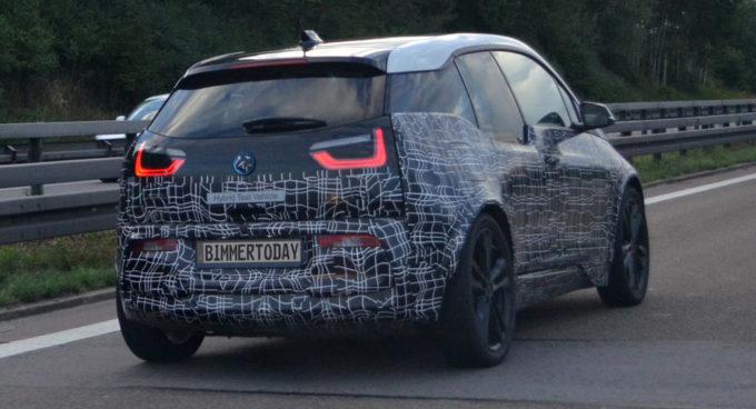 BMW i3: una versione sportiva all'orizzonte?