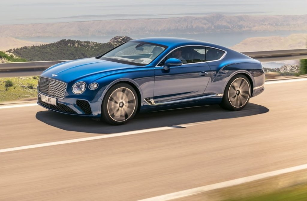 Nuova Bentley Continental GT: svelata la gran turismo inglese tutta lusso e sportività [FOTO e VIDEO]