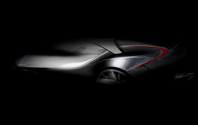 Borgward: rilasciata la seconda immagine del nuovo concept [TEASER]