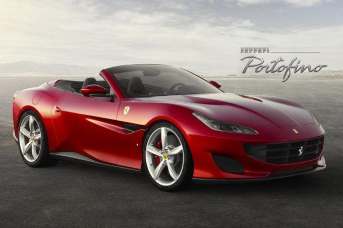 Ferrari Portofino filmata in Slovenia durante le riprese della clip promozionale [VIDEO]