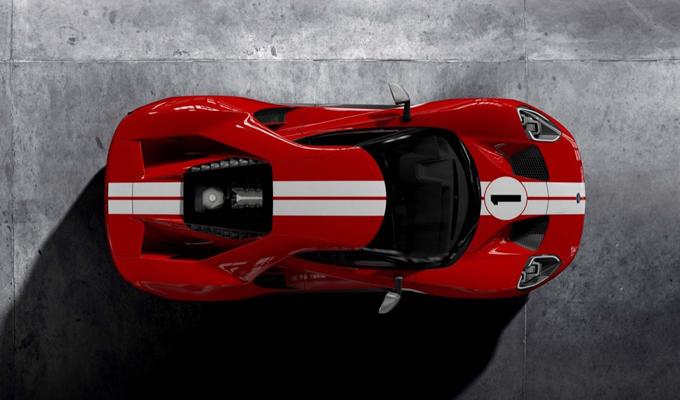 Ford GT '67 Heritage Edition 2018: serie limitata e celebrativa dello storico successo a Le Mans [FOTO]