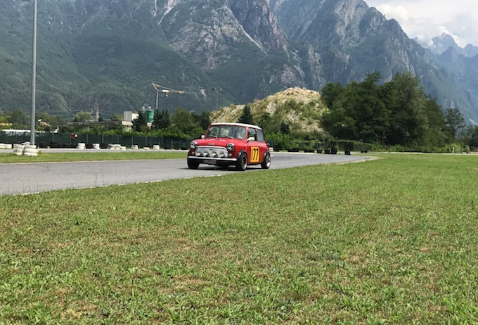 MINI Classic Time Attack 2017 con Maiali da Corsa: maxi Domenica! [VIDEO]